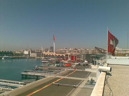 Groupama en el port america´s cup