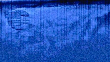 Imagen de sonar del fondo del golfo de Botnia