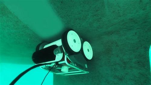 Se presenta un innovador robot para la limpieza del casco - Robot de limpieza a vapor ...