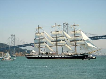 Tall Ship Vigo '9