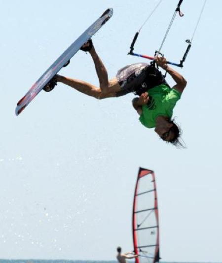 Escuela kitesurf Parrés