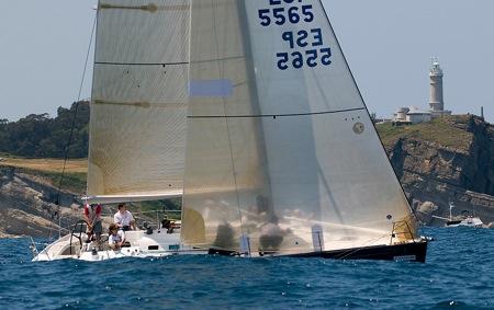 Segunda etapa de la regata Cantabria Infinita.