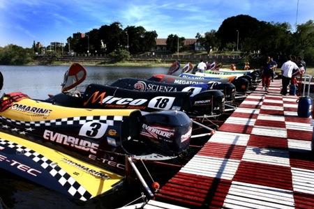 F1 del mar en Alicante