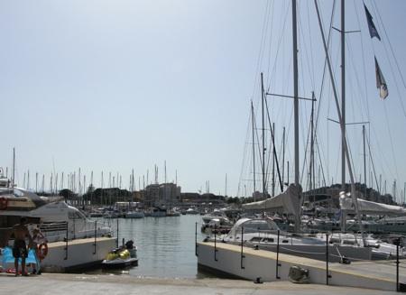 Charter náutico en Denia.