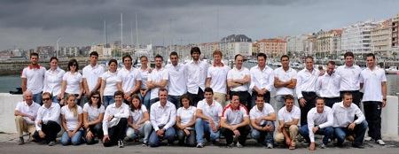 equipo-preolimpico-2009