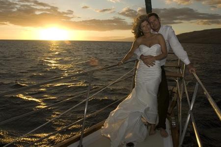 boda en un velero 2