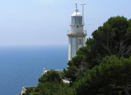 Cabo de la Nao. Javea