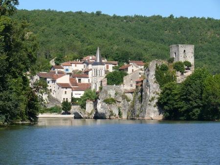 Charter fluvial en Francia