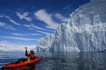 kayak-antartida