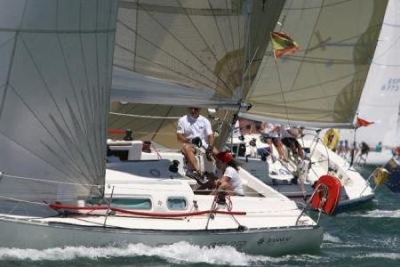 Grupo Navega. Trofeo Rives Puerto Sherry