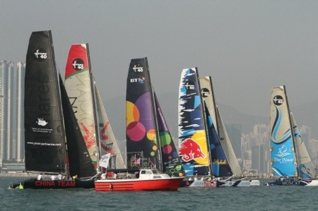 med_extreme-40-fleet-on-the-final-day-of-the-extreme-sailing-series-asia-in-hong-kong