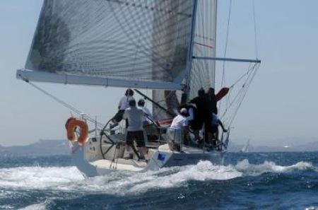 Barco ECC Viviendas, ganador de la pasada edición. Pichu Torcida.