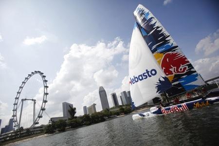 Red Bull Extreme Sailing Big Boat
