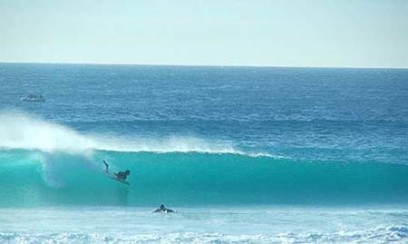 Surf en Tarifa.