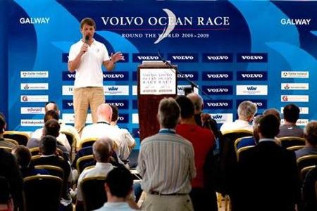 MESA REDONDA VOLVO OCEAN RACE 09