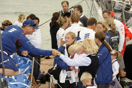 Copyright Volvo Ocean Race