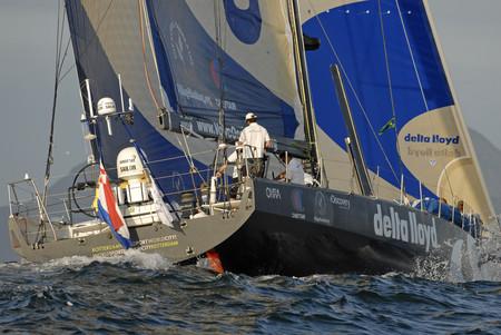 La Volvo Ocean Race con Grupo Navega