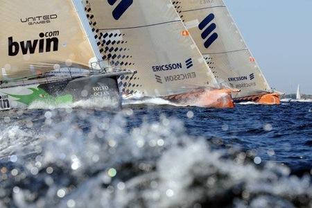 volvo Ocean Race. Grupo Navega